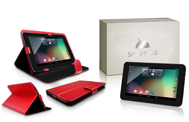 SmartPad 9 Android Tablet Bundle